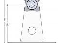 bildschirmhalter zwei bildschirme