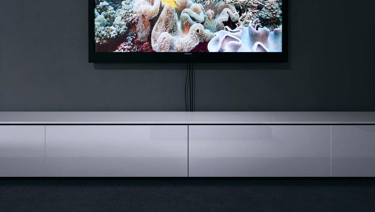 TV Kabelkanal - Visioglas