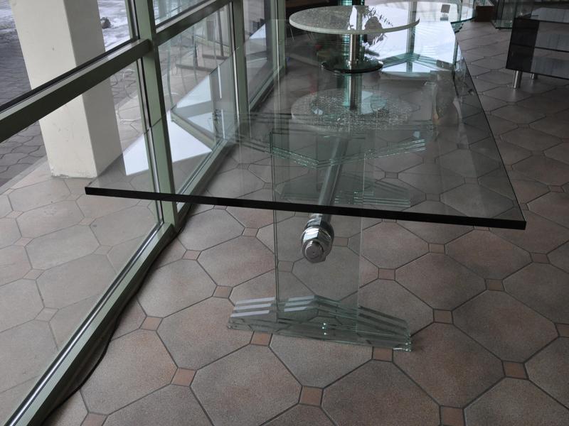 Glas Möbel – Individuell & auf Maß - Visioglas