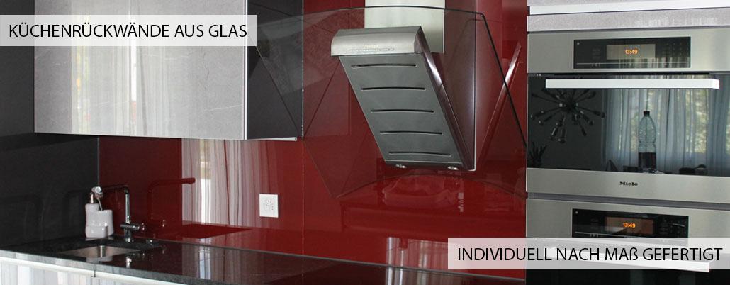 k chenr ckw nde aus glas visioglas. Black Bedroom Furniture Sets. Home Design Ideas