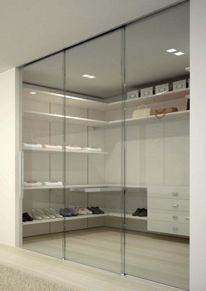 Glastrennw nde visioglas - Glastrennwand wohnbereich ...