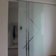 Glasschiebetur System Evolution Design Gigolo II