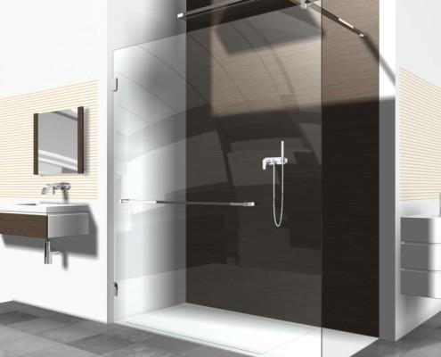 walk in duschen visioglas. Black Bedroom Furniture Sets. Home Design Ideas